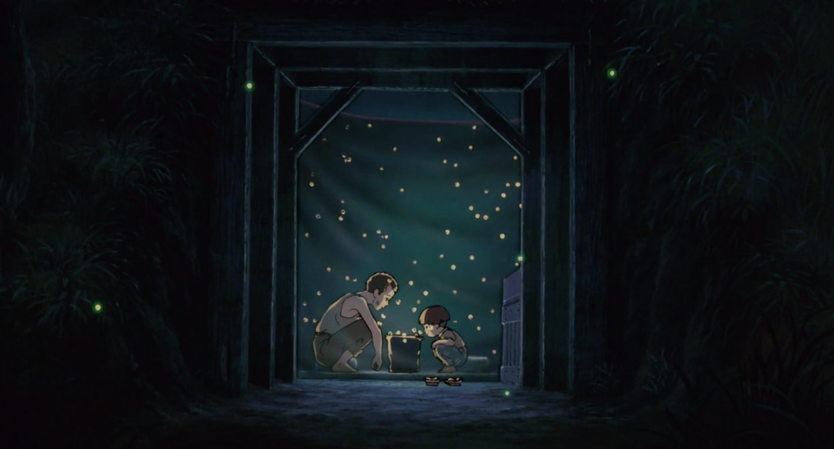 How Does Grave Of The Fireflies Critique The Concept Of Nationalism Read The Take
