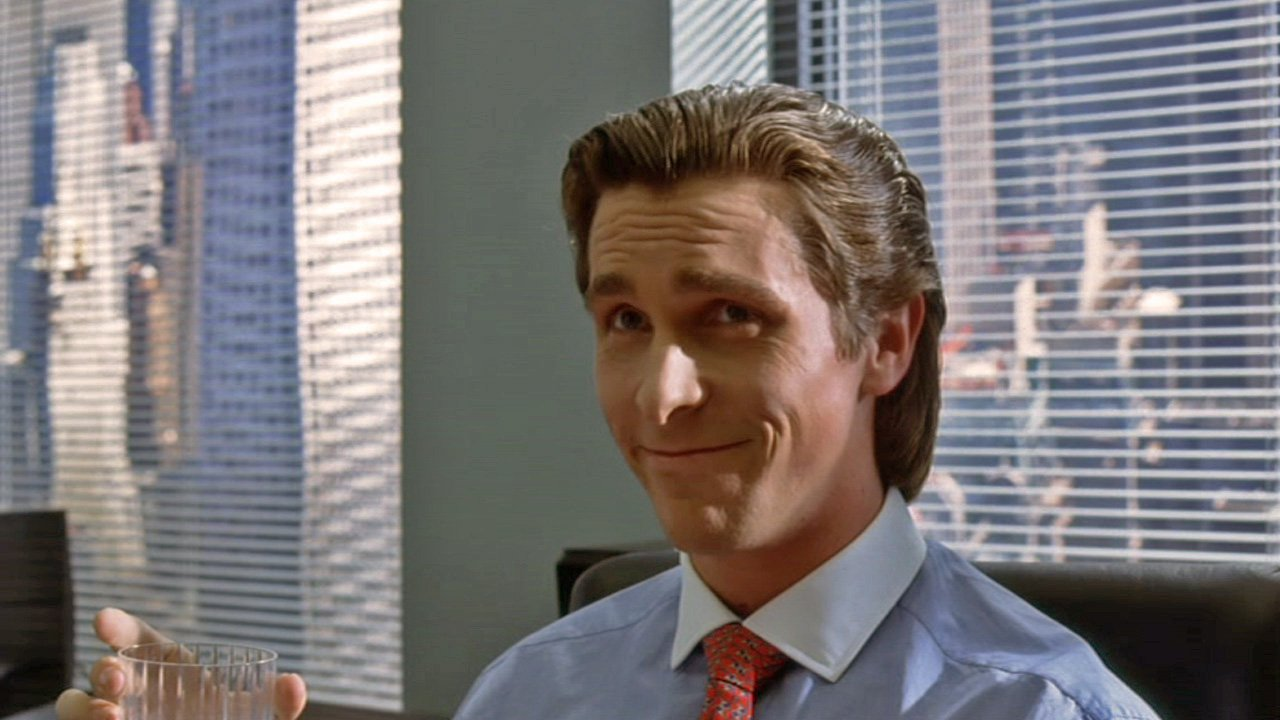 """Is Patrick Bateman in """"American Psycho"""" actually a serial killer, or is it  in his head? 