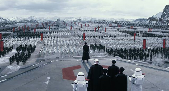 Should discussions have limited freedom to make more intelligent discussions? Starkiller-base-parade-shot-first-order-news
