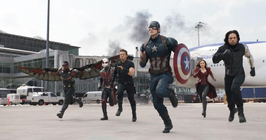 Image result for captain america civil war team cap