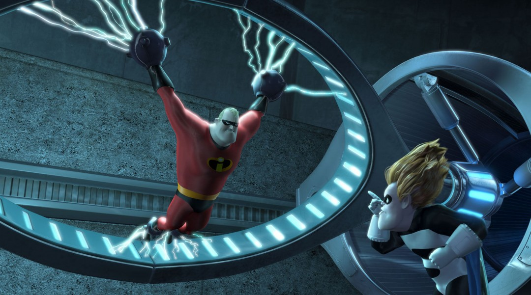 Is Syndrome The Illegitimate Son Of Mr Incredible Read The Take